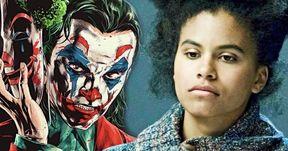 Joker Gets a Girlfriend in New Set Photos Featuring Joaquin Phoenix & Zazie Beetz