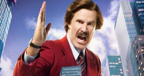 Ron Burgundy Visits SeaWorld in Anchorman 2 R-Rated Clip   EXCLUSIVE