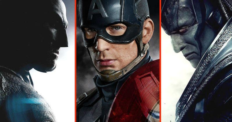 Batman v Superman, X-Men & Civil War Trailers: Which Was Better?