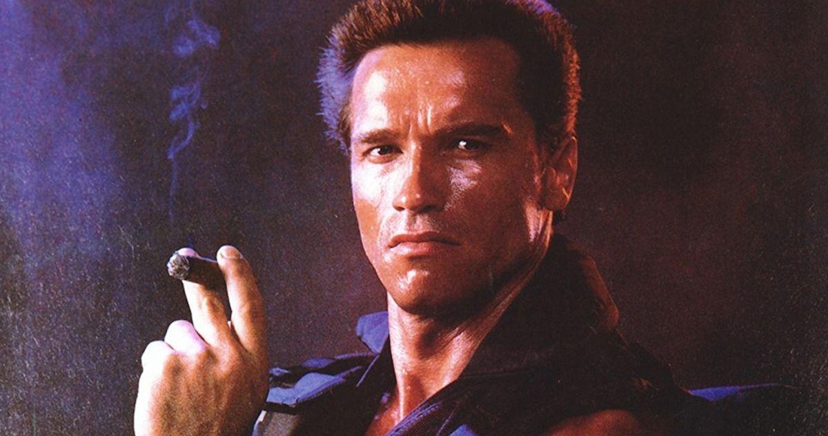 Arnold Schwarzenegger Alien Invasion Leader Poll