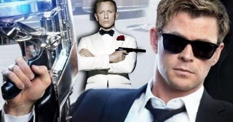 Chris Hemsworth Would Love to Play James Bond