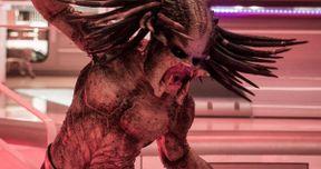 The Predator Attacks His Prey in Slamming New Photo