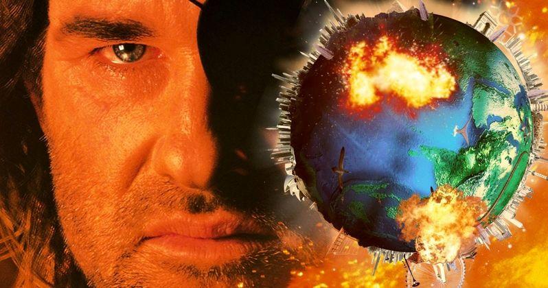 Kurt Russell's Snake Plissken Almost Returned in John Carpenter's Escape from Earth
