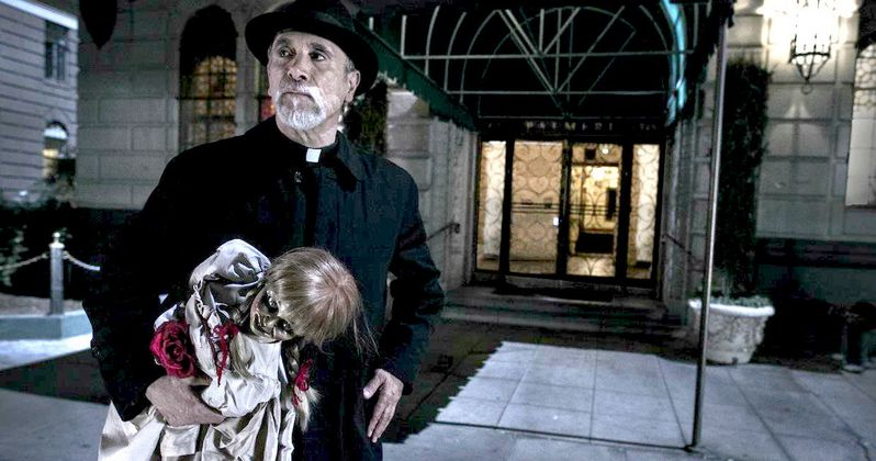 The Conjuring Doll Seeks Revenge in Annabelle Photo Gallery
