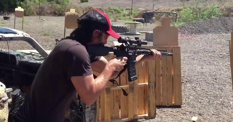 John Wick 2: Watch Keanu Reeves Show Off His Amazing Gun Skills