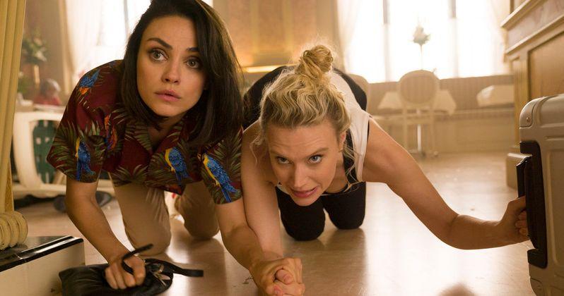 Spy Who Dumped Me Trailer Has Mila Kunis & Kate McKinnon on the Run