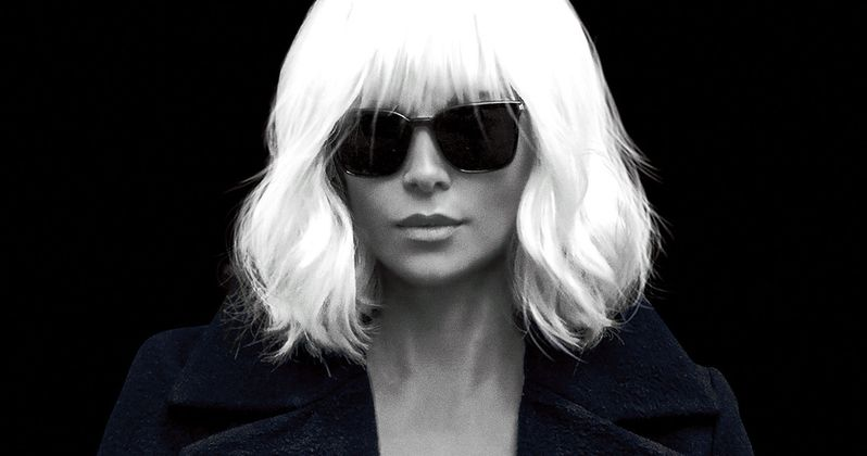 Atomic Blonde Poster Has Charlize Theron Ready for Action