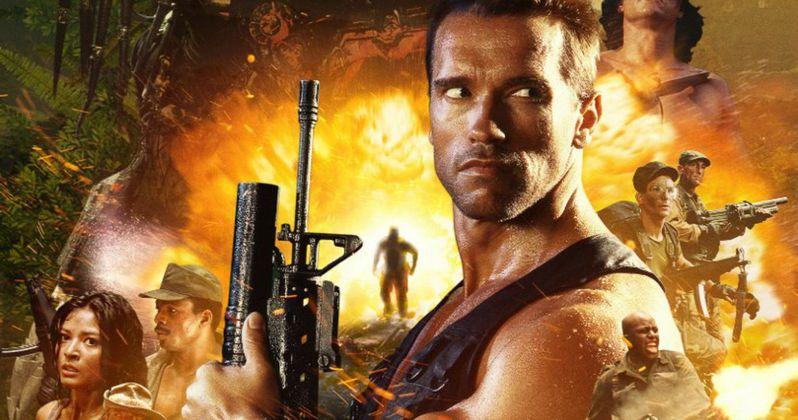 Predator 30th Anniversary Poster Shared by Director Shane Black