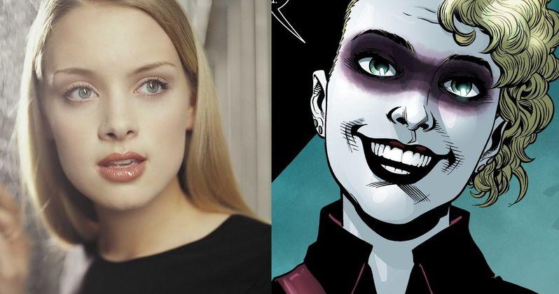 Batwoman Gets Rachel Skarsten as DC Villain Alice