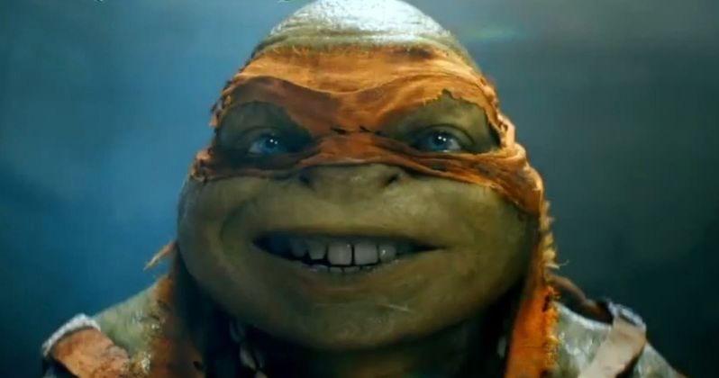 5 Teenage Mutant Ninja Turtles TV Spots Bring Back 'Cowabunga!'