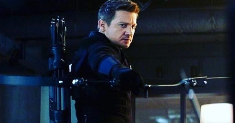 Jeremy Renner Teases Hawkeye's Return in Avengers 4 as Reshoots Continue