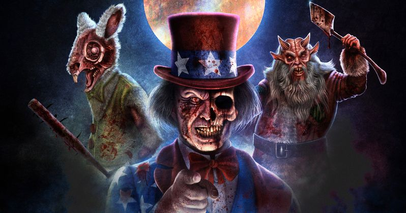 Holidayz in Hell Comes to Halloween Horror Nights at Universal Studios Hollywood This Year