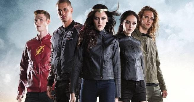 Justice League Clothing Collection Invades Hot Topic