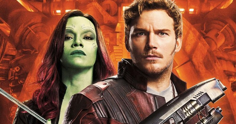 Guardians of the Galaxy 3 Targets 2018 Production Start Date