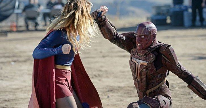 Supergirl Episode 6 Photos Have Red Tornado on the Attack