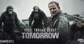 Gorilla Warfare Erupts in New Dawn of the Planet of the Apes Trailer Previews