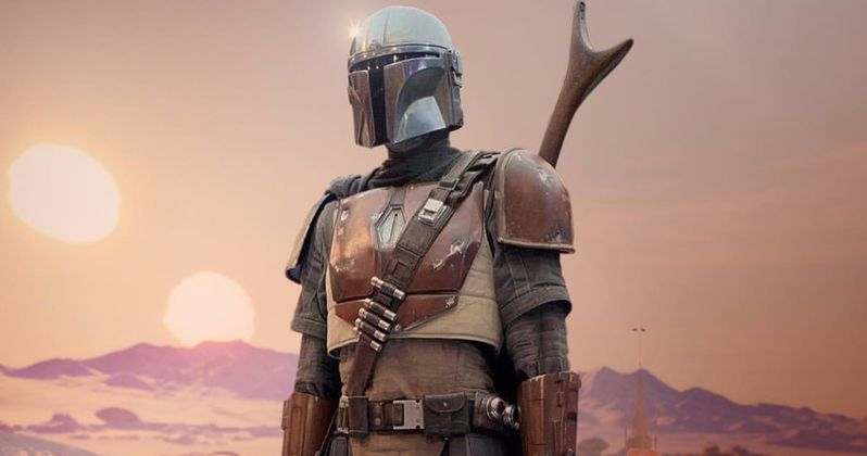 The Mandalorian Trailer Is Here, First Look at the Star Wars Live-Action TV Show