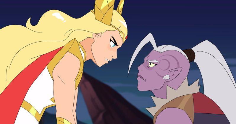She-Ra and the Princesses of Power Season 3 Trailer Brings Huntara to Comic-Con