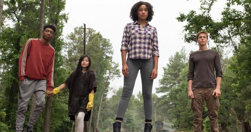 The Darkest Minds Trailer Is Stranger Things Meets X-Men