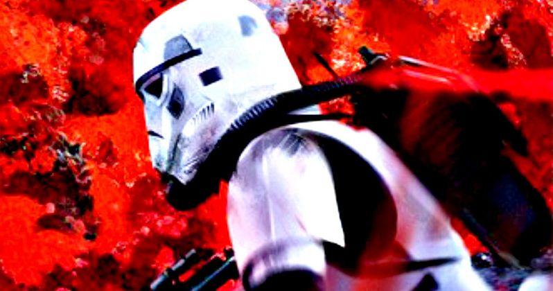 Star Wars: Battlefront Images Show Off Lava Planet Sullust