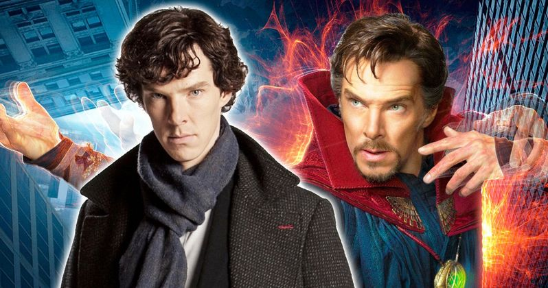 Benedict Cumberbatch Rescues Cyclist from Muggers Near Baker St.
