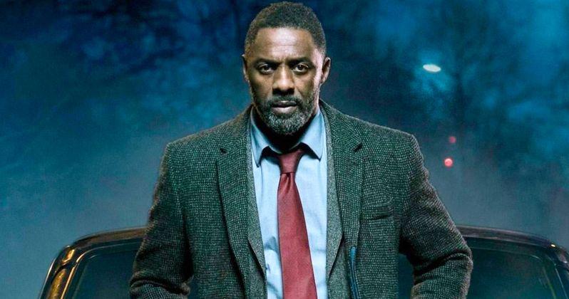 Luther - Il film si farà + idris elba