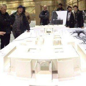 X-Men: Days of Future Past Pre-Production Photo Teases Set Design