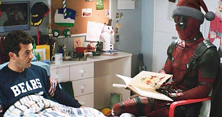Once Upon a Deadpool Trailer Kidnaps Fred Savage for Christmas