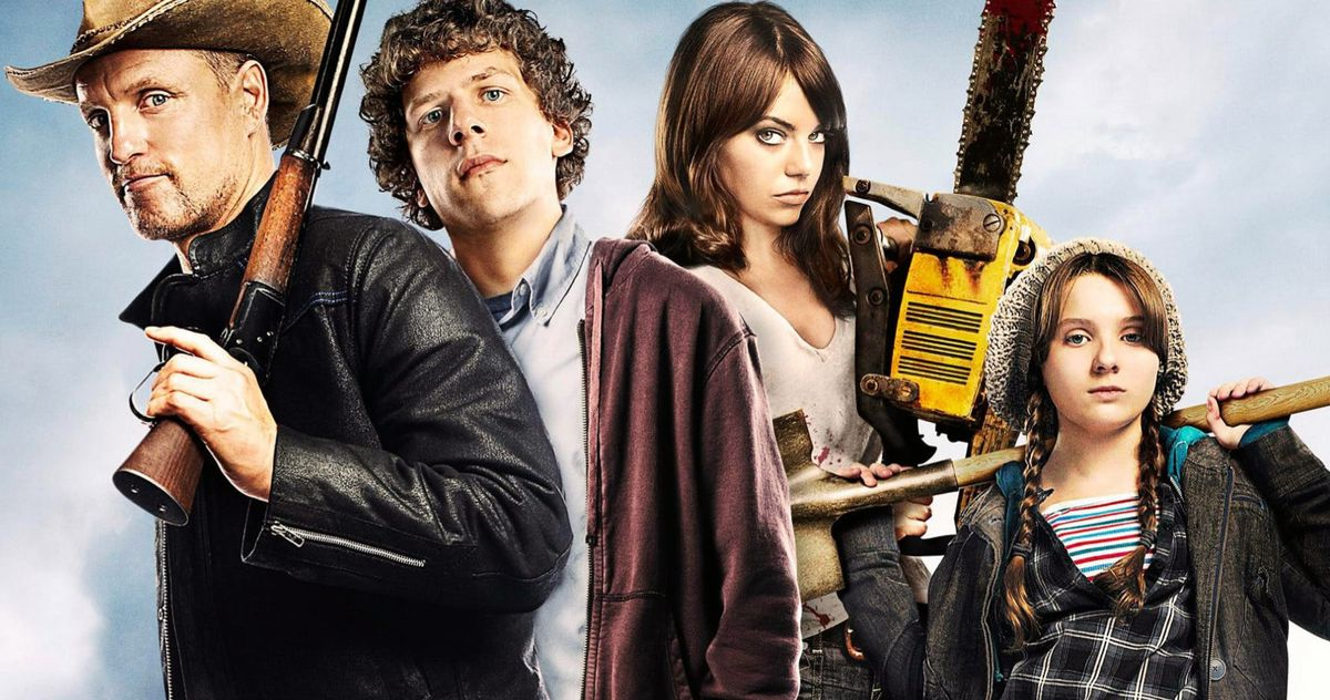 'Zombieland' Celebrates 10th Anniversary with New 4K Ultra HD Release This October
