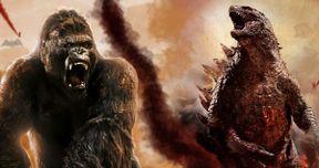 Godzilla Vs King Kong Coming After Skull Island & Godzilla 2