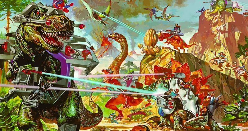 Dino-Riders Movie Coming from Mattel?