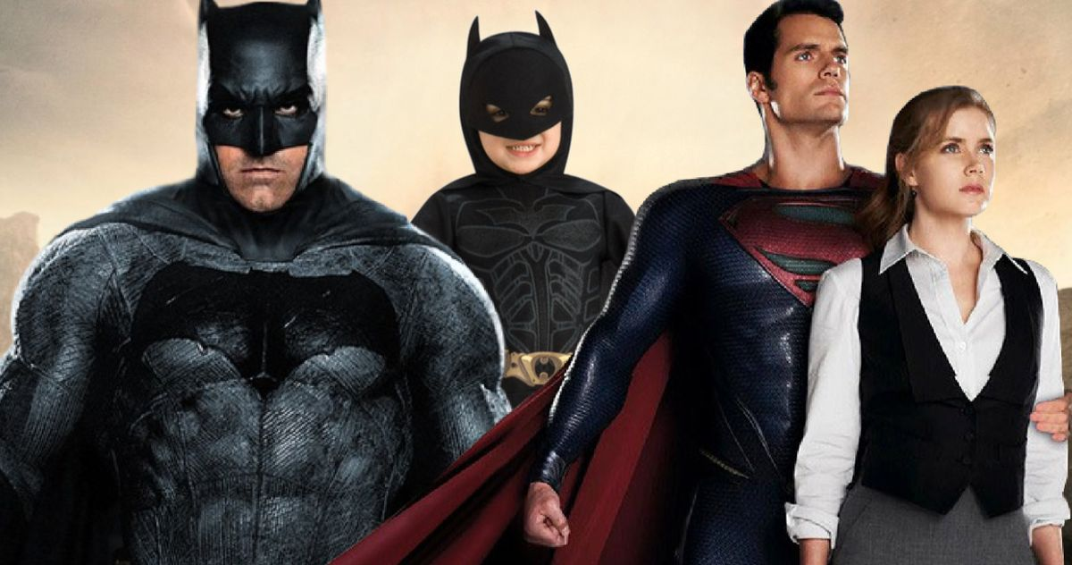 У Бэтмена и Лоис Лейн был ребенок в сиквеле Зака Снайдера «Лига справедливости»?
