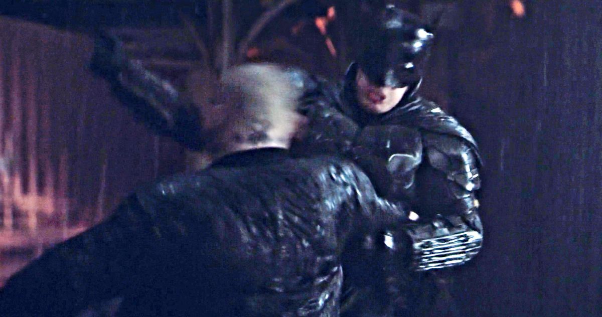 batman vs joker thug
