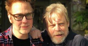 Mark Hamill Finally Meets James Gunn, But Did They Discuss Guardians 3?