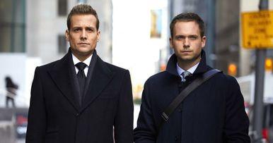 Suits Renewed for Season 8, Patrick J. Adams & Meghan Markle Exit