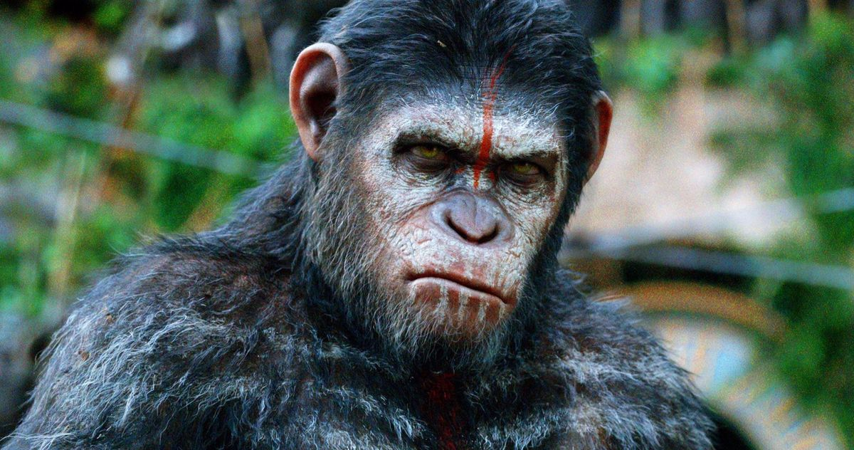 planet of the apes in order new