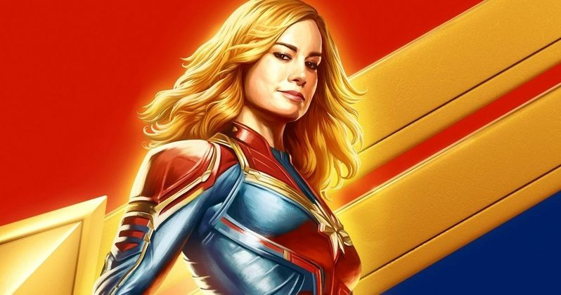 Captain Marvel Tickets Are Now on Sale