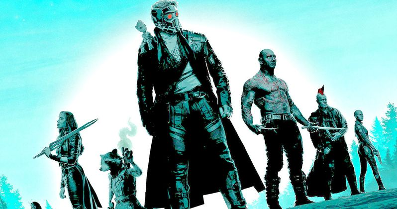 Guardians of the Galaxy 2 Is Disney's First 4K Blu-ray Release