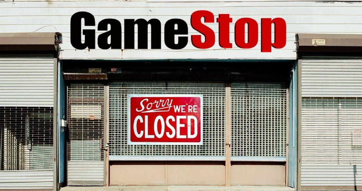 GameStop Shuts Down 300+ U.S. Stores for Good