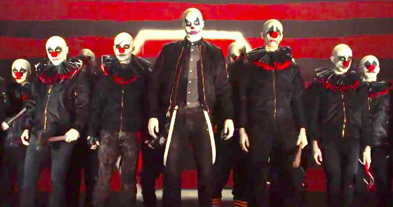 American Horror Story Season 7 Trailer Unleashes a Cult of Creepy Clowns