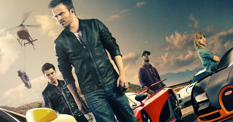 Need for Speed Gets a Last Minute 3D Conversion