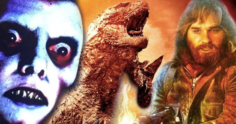 Easter Eggs in Godzilla 2 Trailer Include The Exorcist and The Thing