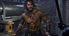 Latest Aquaman Image Teases a Sword Swinging Villain
