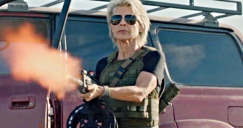 Terminator: Dark Fate Trailer Arrives, Schwarzenegger and Hamilton Are Back