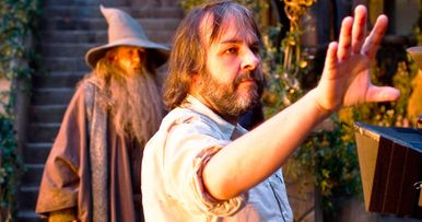 Peter Jackson Is Hiding Something About The Lord of the Rings TV Series