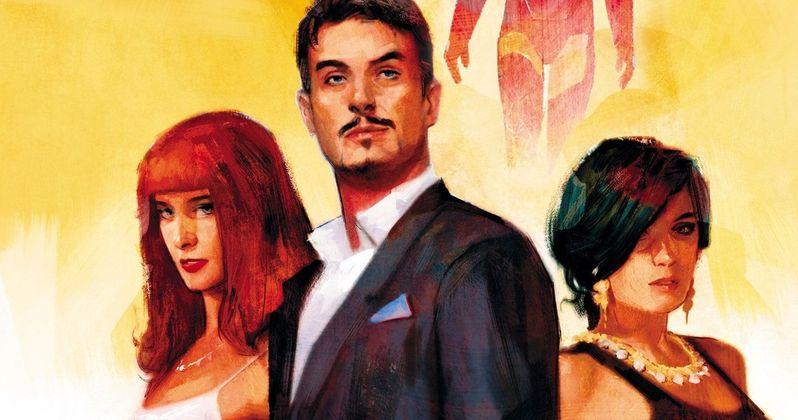 Marvel Comics Unveils New International Iron Man