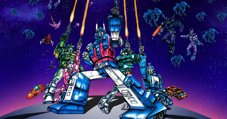 Transformers: The Movie 30th Anniversary Blu-ray Is Coming This Fall