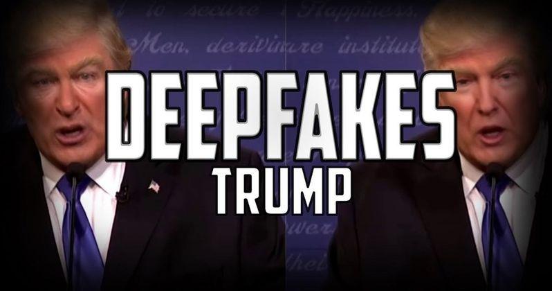 Trump Baldwin Deepfake Video Takes Fake News to the Next Level
