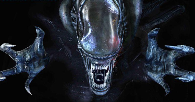 Alien: Covenant Set Photos Reveal New Xenomorphs and a Massacre