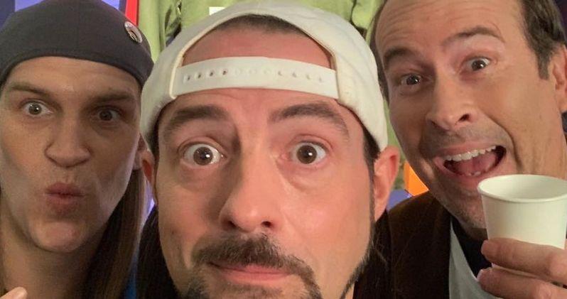 Jason Lee Returns as Jay & Silent Bob Reboot Begins Shooting